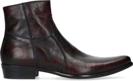 Sacha - Heren - Bordeaux lage boots - Maat 41