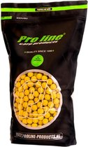 Pro Line Juicy Pineapple - Boilies - 15 mm - 1 kg