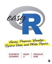 Boek cover Easy R van Elizabeth A. Gohmert