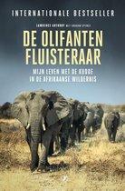 Boek cover De olifantenfluisteraar van Lawrence Anthony (Onbekend)