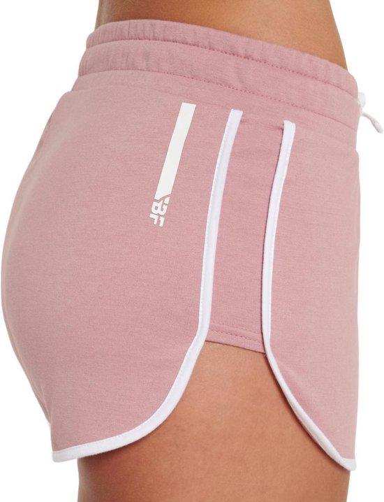Body & Fit Macy Short - Sportbroek voor Fitness & Training - Polyester - Roze - Maat M