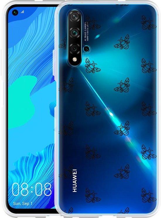 Huawei Nova 5T Hoesje Bee Good
