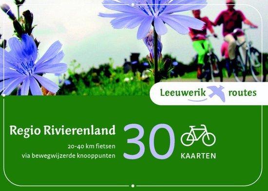 Leeuwerik routes - Regio Rivierenland - Diederik Mönch |