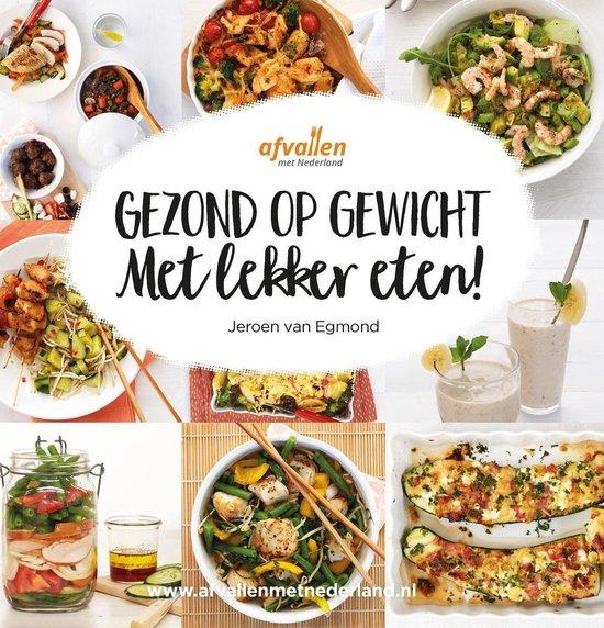Omslag van Gezond op gewicht met lekker eten!