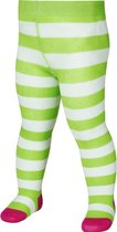 Playshoes maillot groen wit gestreept