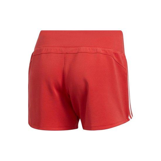 | adidas 3 Stripes Woven Gym short dames rozewit