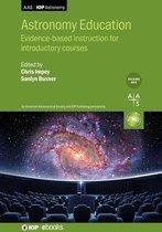 Omslag Astronomy Education Volume 1