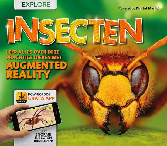 iExplore - Insecten - Hannah Wilson |