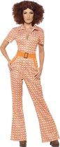 """""""Chique jaren 70 kostuum voor vrouwen  - Verkleedkleding - Medium"""""""