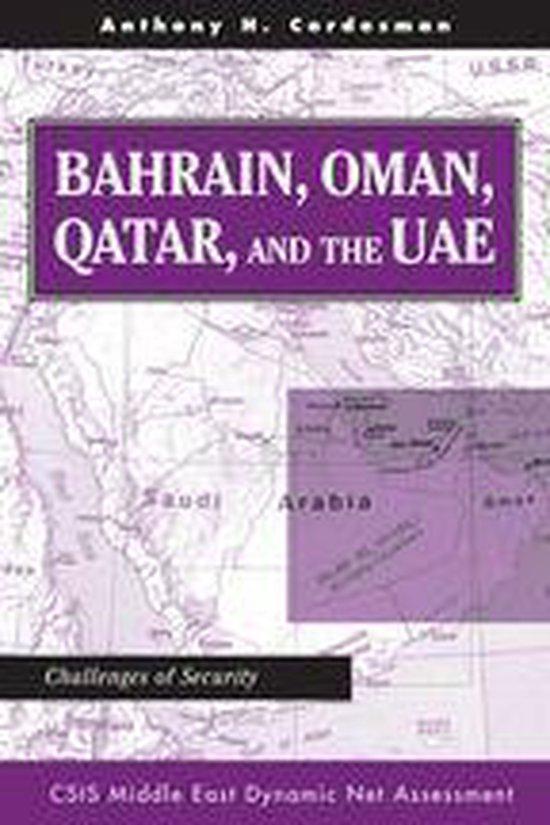 Boek cover Bahrain, Oman, Qatar, And The Uae van Anthony H Cordesman (Onbekend)