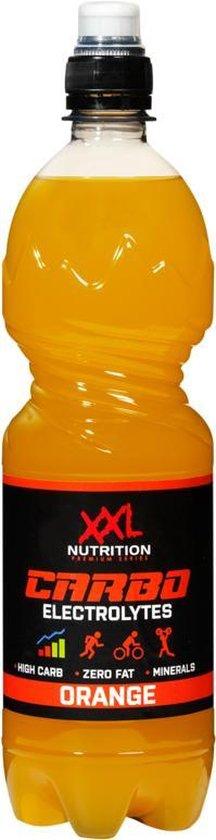 XXL Nutrition Carbo Sinaasappel 6 Pack - 750ml