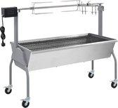 vidaXL - Draaispit Elektrische Barbecue