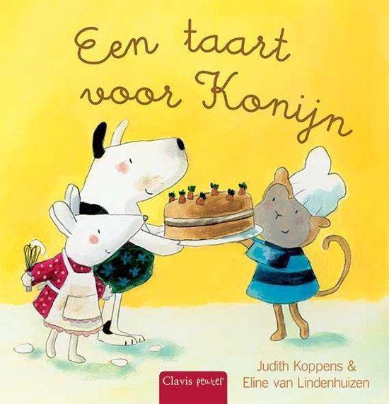 Een taart voor Konijn - Judith Koppens   Readingchampions.org.uk