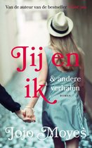 Boekomslag van 'Jij en ik'