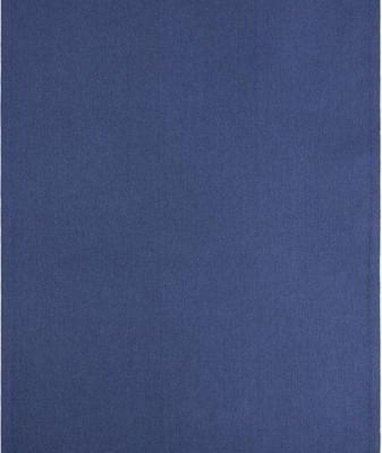 Clarysse Voordeel Theedoeken Timeless Uni Blauw 50x70cm 6 stuks