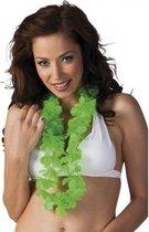 6 groene Hawaii slingers