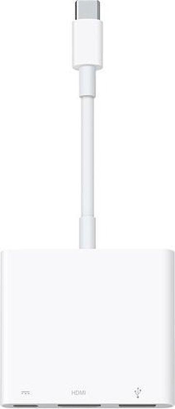Apple USB‑C naar Digitale AV Multipoort Adapter - Blister Pack