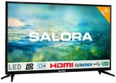 Salora 2100 series 24LTC2100 tv 61 cm (24'') HD Zwart