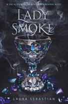 Omslag Young & Awesome  -   Lady Smoke