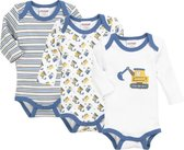 Playshoes Baby Multipack Rompertje Maat 62