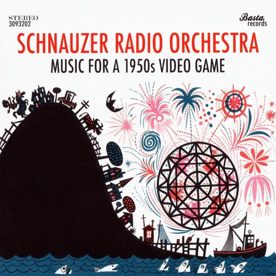 Music For A 1950s Video Game