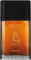 azzaro pour homme intense edt 100 ml spray