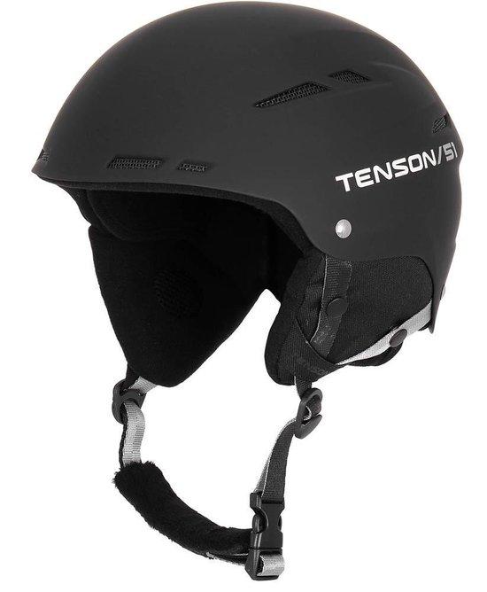 Tenson Proxy Unisex Skihelm - Black - M - Tenson