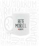 #DARUM! Koffiemok - Hete Mok(kel)