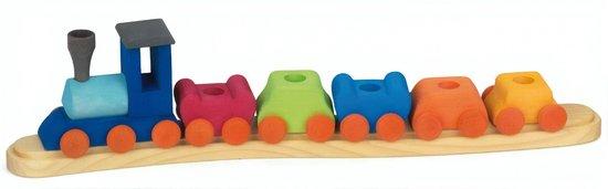 Glückskäfer Verjaardagstrein 45 Cm Multicolor 6-delig