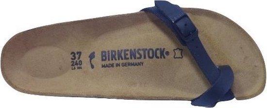 Birkenstock Slippers - Maat 41 - Vrouwen - zwart PhLSGZGW