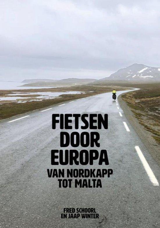 Fietsen door Europa - Jaap Winter  