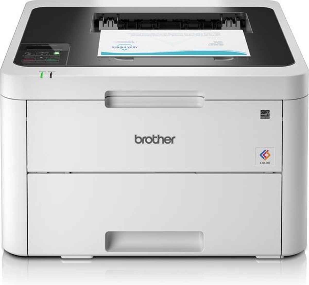 Brother HL-L3230CDW laserprinter Kleur 2400 x 600 DPI A4 Wi-Fi