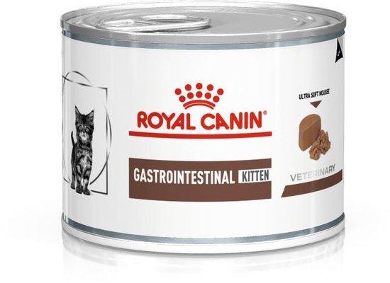 Royal Canin Gastro Intestinal Kitten - Kattenvoer voor spijsvertering van kittens tot 12 maanden 12 x 195 gram