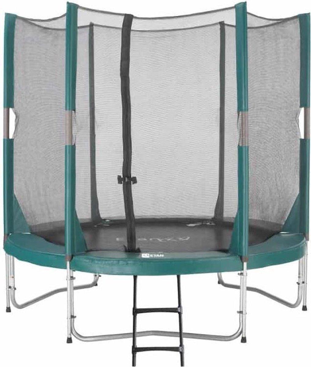 Etan Hi-Flyer Trampoline - 250 cm - Inclusief Veiligheidsnet