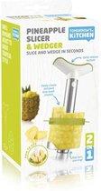 Tomorrow's Kitchen Ananassnijder - RVS