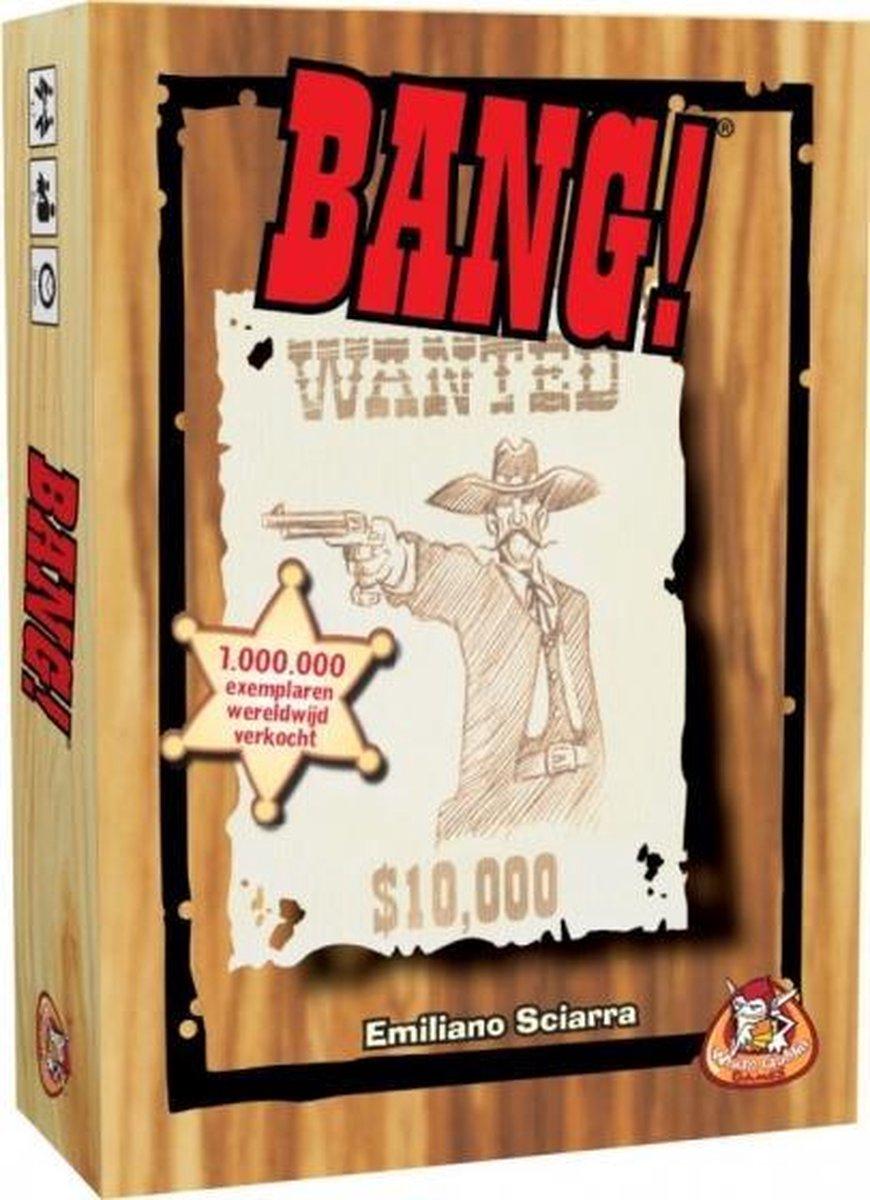 kaartspel Bang!