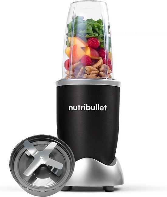 NutriBullet - 5-delig - 600 Watt - Blender - Zwart