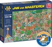 Jumbo Jan Van Haasteren Puzzel Sprookjesbos Efteling 1000 Stukjes