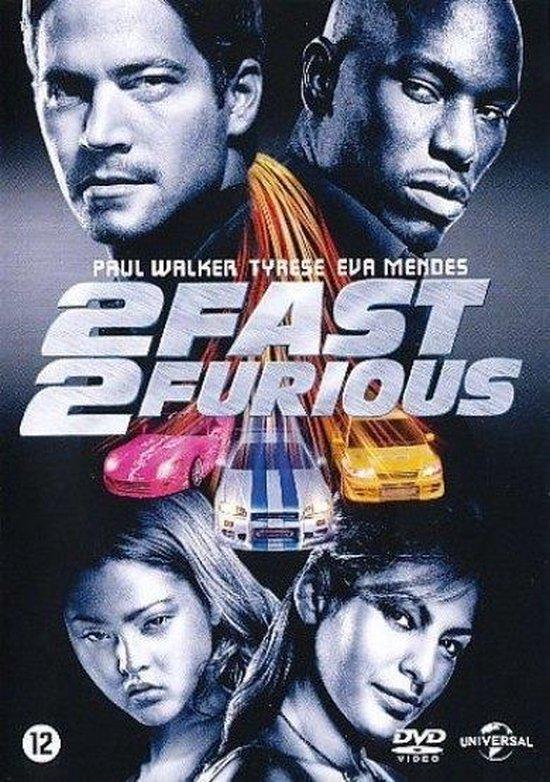 Cover van de film '2 Fast 2 Furious'