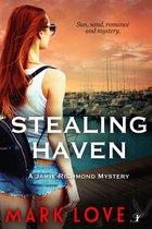 Omslag Stealing Haven