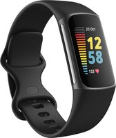 Fitbit Charge 5 - Activity Tracker – Zwart