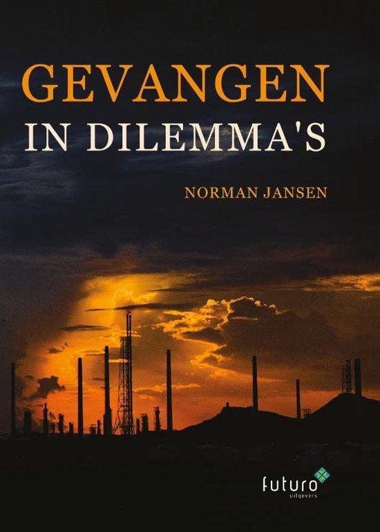 Boek cover Gevangen in dilemmas van Norman Jansen (Paperback)