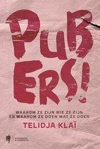 Boek cover Pubers ! van Telidja Klaï