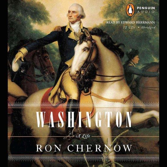Boek cover Washington van Ron Chernow (Onbekend)