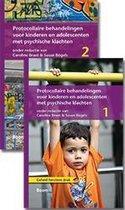 Protocollaire behandelingen voor kinderen en adolescenten met psychische klachten 1 en 2
