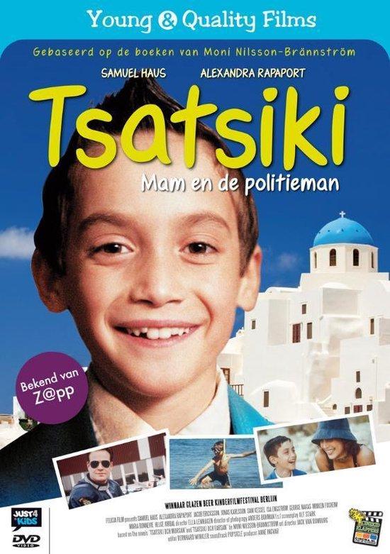 Cover van de film 'Tsatsiki - Mam En De Politieman'