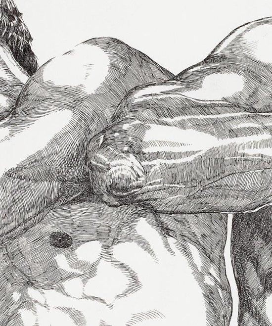 Paul van dongen, etsen, aquarellen tekeningen 1998-2011