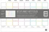 Weekplanner notitieblok