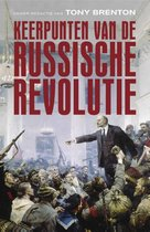 Boek cover Keerpunten van de Russische revolutie van Tony Brenton (Red.) (Paperback)