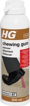 HG chewing gum remover (HG product 97) - 200ml - bevriest kauwgom